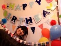 誕生日パーティーの部屋飾り付けに使える100均グッズ4選